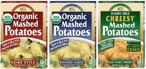 ... blog has some thoughts about our Edward & Sons™ Mashed Potatoes