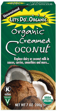 Organic Creamed Coconut Review